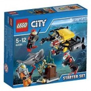 Lego Deep Sea Starter Set Multi Color