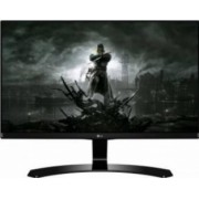 Monitor LED 23.8 LG 24mp68vq-p IPS Full HD 5 ms Negru