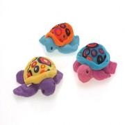 Neon Sea Turtles
