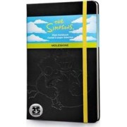Moleskine The Simpsons Limited Edition Hard Plain Large Notebook by Moleskine