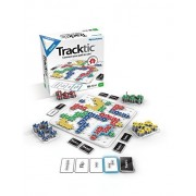 TRACKTIC Strategy Board Game by GameBrotherZ