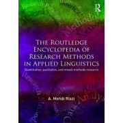 The Routledge Encyclopedia of Research Methods in Applied Linguistics by A. Mehdi Riazi