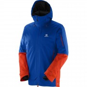 Geaca ski Salomon Qst Guard-Albastru