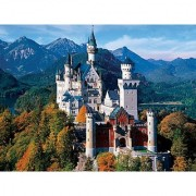 Buffalo Games Majestic Castles: Neuschwanstein Castle - 750 Piece Jigsaw Puzzle by Buffalo Games