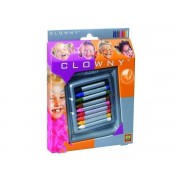 Maquillage Aqua 9 Crayons - Clowny