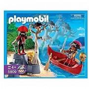 Playmobil Pirates Dinghy