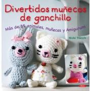 Divertidos munecos de ganchillo / Super-Cute Crochet by Nicki Trench
