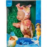 Anne Geddes Baby Seahorse Doll Under The Sea / Bajo el Mar Caballo de Mar