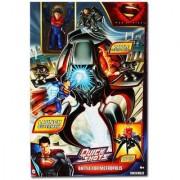Man of Steel Quick Shots Battle for Metropolis