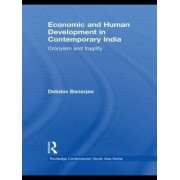 Economic and Human Development in Contemporary India by Debdas Banerjee