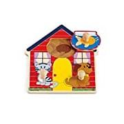 Hape E1304 A Puzzle Pets