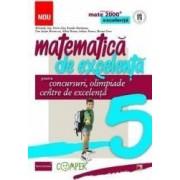 Matematica de excelenta clasa 5 pentru concursuri olimpiade si centre de excelenta - Maranda Lint