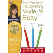 Hand Writing Made Easy Joined Writing by Carol Vorderman