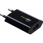 Incarcator Retea ABC Tech USB iPhone Negru