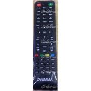 Zgemma Mando a distancia para receptores Star S/2S/H1/H2 DVB (no compatible con h.2h)