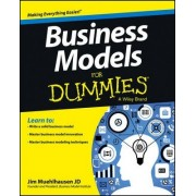 Business Models For Dummies by Jim Muehlhausen