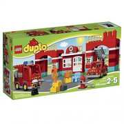 LEGO DUPLO Town 10593 Fire Station Building Kit by LEGO