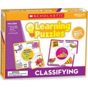 Classifying Learning Puzzles by Scholastic Teaching Resources
