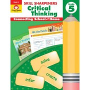 Skill Sharpeners Critical Thinking, Grade 5 by Evan-Moor Educational Publishers