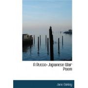 A Russo-Japanese War Poem by Jane Oakley