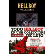 Hellboy Integral 3 by Richard Corben