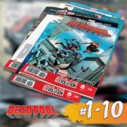 Pachet Deadpool 1 - 10