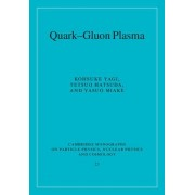 Quark-gluon Plasma by Kohsuke Yagi