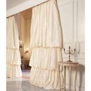 "Vorhang ""Lussuria"", 1 Vorhang, 320 x 260 cm - Creme"