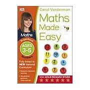 Maths Made Easy Numbers Preschool Ages 3-5
