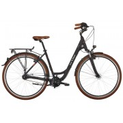 Ortler deGoya Rower miejski czarny 45 cm Rowery miejskie
