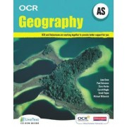 AS Geography for OCR Student Book with LiveText for Students by Jane Dove