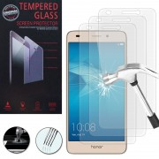 Huawei Honor 5c/ Honor 7 Lite/ Huawei Gt3: Lot / Pack De 3 Films De Protection D'écran Verre Trempé