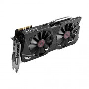 Asus GeForce Strix-GTX970-DC2-4GD5 Scheda Video da 4 GB, Nero