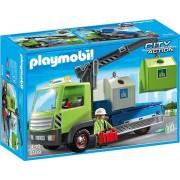 Playmobil Vrachtwagen met glascontainers - 6109