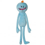 Rick and Morty Meeseeks Happy Plush Stuffed Animal by JINX