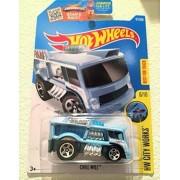New 2016 Hot Wheels CHILL MILL Blue HW City Works 6/10 Fresh Milk Truck Design 171/250 by Hot Wheels