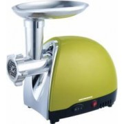 Masina de tocat Heinner CHARM MG1500TA-GR 1600W 1.2kg-min Functie revers, Accesorii Rosii si Carnati Verde
