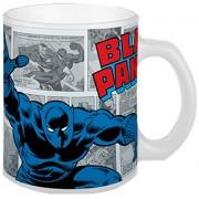 Distribuzione semico - Smug081 - Mobili e Arredamento - Mug Marvel Retro - Serie 2 - Black Panther