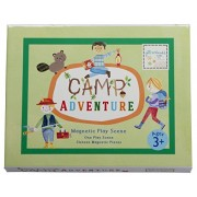 C.R. Gibson Camping Magnetic Play Scene