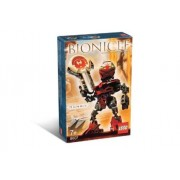 Lego Bionicle Matoran of Metru Nui Mini Box Set Figure #8607 Nuhrii (Red)