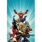 Mighty Avengers by Brian Michael Bendis - the Complete Collection by Frank Cho