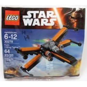 Lego 30278 Star Wars Poes X Wing Fighter 64pcs New