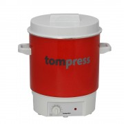 Sterilizator electric emailat, Tom Press