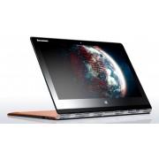 "Ultrabook Lenovo IdeaPad Yoga 3 Pro, 13.3"" Touch, Intel Core M-5Y71, 4GB RAM, 256GB SSD, Windows 10 Home, Orange"