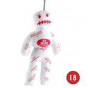 Voodoo Doll - Bambola VooDoo contro Ex moglie