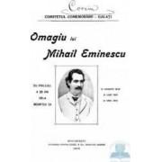 Omagiu lui Mihail Eminescu