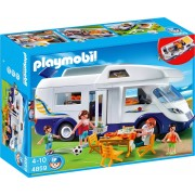 Playmobil Summer fun: kampeerwagen (4859) 4-10 jaar