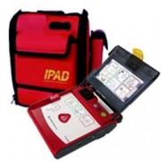 defibrillatore semiautomatico i-pad nf1200 borsa di trasporto in omag