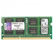 8GB DDR3 PC12800 1600MHz Kingston SODIMM 1.35V KVR16LS11/8 laptop memoria