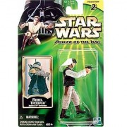 Star Wars Power of the Jedi Rebel Trooper (Tantive IV Defender) Action Figure 3.75 Inches